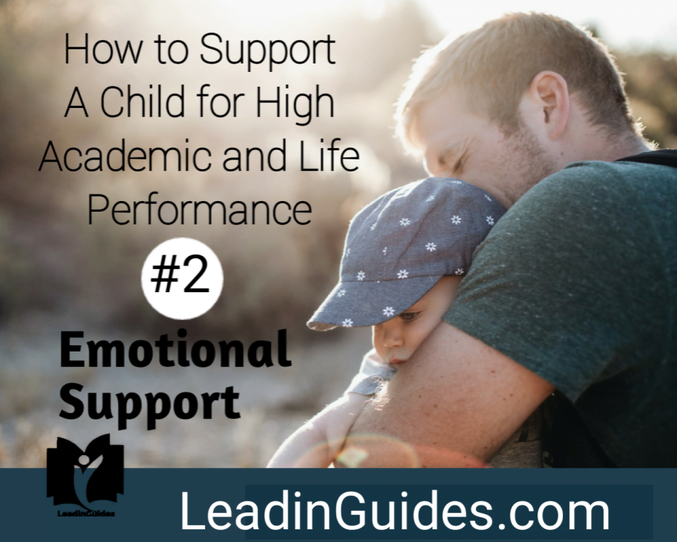 School child's emotional support