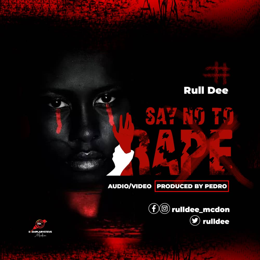 Say No To Rape by RullDee