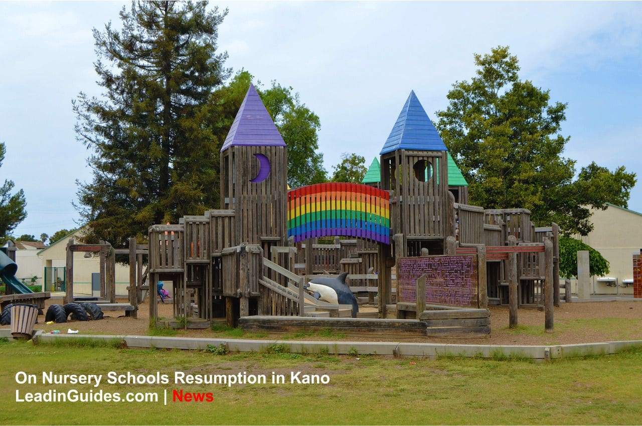 Nigerian Education News: Kano Nursery School Resumption